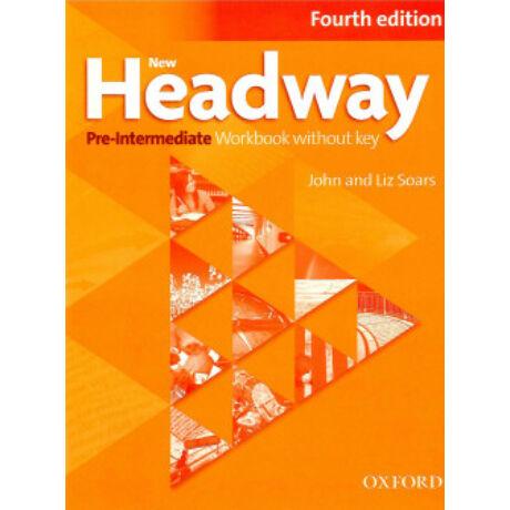NEW HEADWAY PRE-INTERMEDIATE WORKBOOK WITHOUT KEY