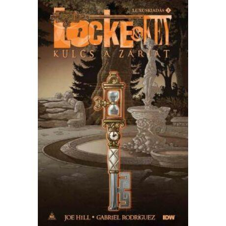 LOCKE & KEY - KULCS A ZÁRJÁT 3.