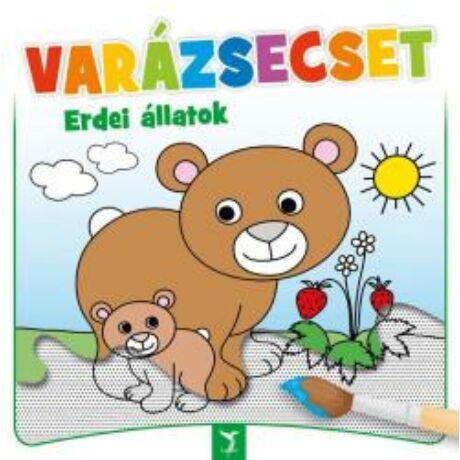 VARÁZSECSET - ERDEI ÁLLATOK