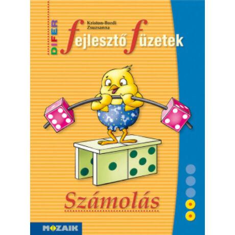 DIFER FEJLESZTŐ FÜZETEK - SZÁMOLÁS
