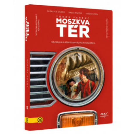 MOSZKVA TÉR DVD
