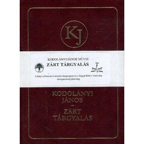 ZÁRT TÁRGYALÁS
