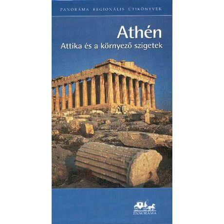 ATHÉN(PANORÁMA)-ATTIKA ÉS A KÖRNYEZŐ SZIGETEK