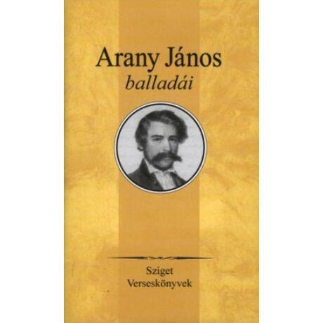 ARANY JÁNOS BALLADÁI