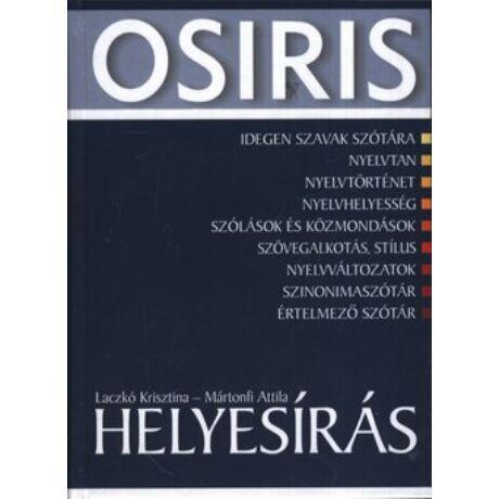HELYESÍRÁS (OSIRIS)