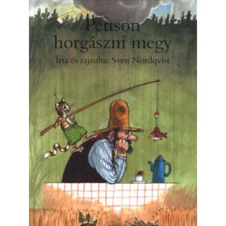PETTSON HORGÁSZNI MEGY