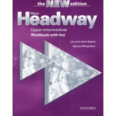 NEW HEADWAY UPPER-INTERMEDIATE WB WITH KEY 3RD -THE NEW EDITION-