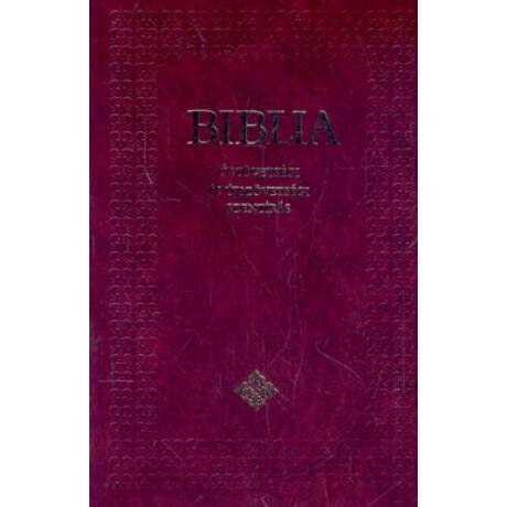 BIBLIA (KÖZEPES,BORDÓ,PUHA,ÓSZÖVETSÉGI ÉS ÚJSZÖVETSÉGI SZENTÍRÁS)