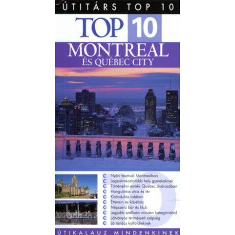 ÚTITÁRS TOP 10 MONTREAL ÉS QUÉBEC CITY